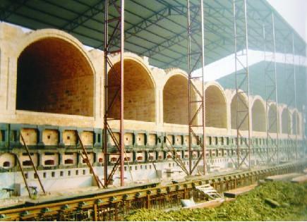 年产80万吨QRD-2000型清洁型焦炉